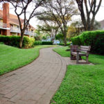 Walkway_at_Woodlands_lifestyle_estate_done_by_the_garden_group